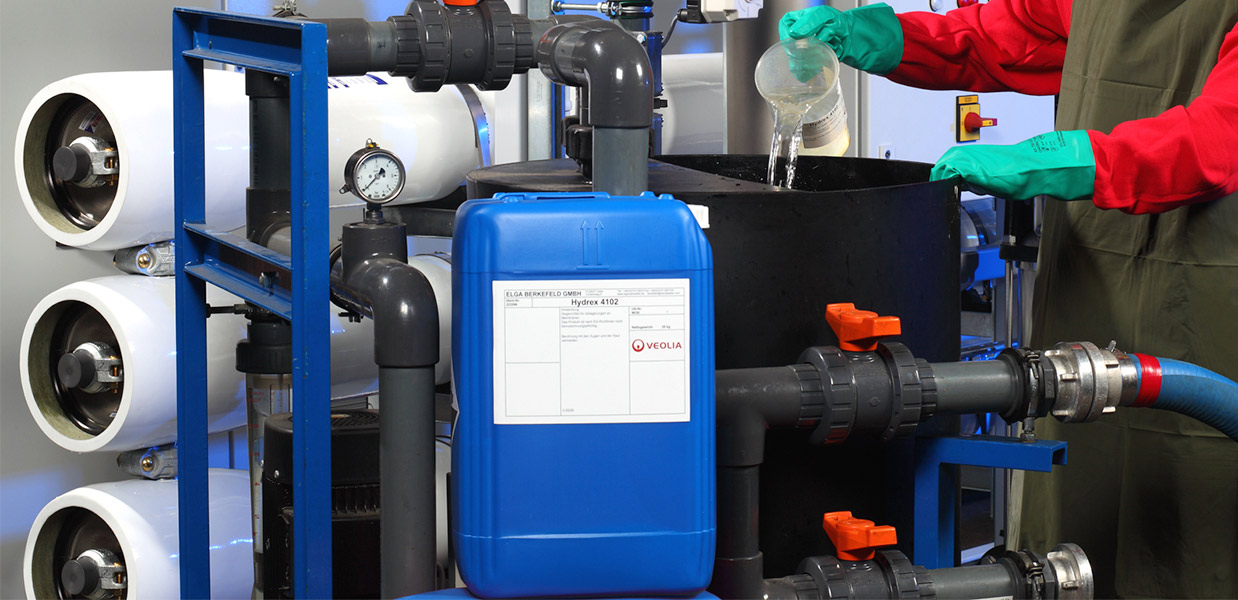 Hydrex water solutions from Veolia Water Technologies