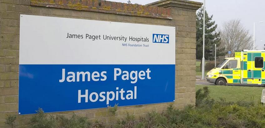 Veolia Water Technologies -Case Studies - Water solutions to help James Paget Hospital reduce carbon emissions, UK