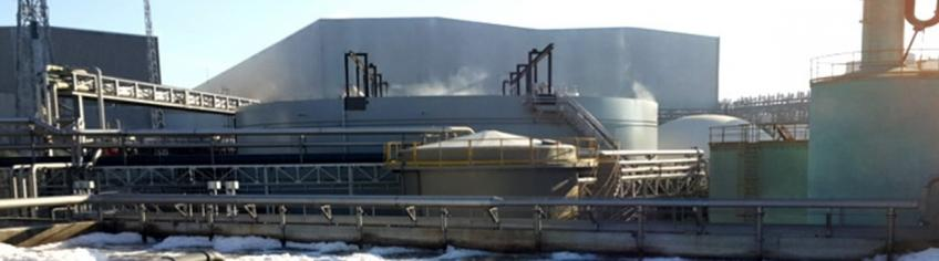 Quality process water and water resource recovery technologies for pulp and paper water treatment.