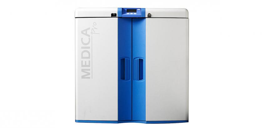 Compact and reliable products that deliver ultrapure medical-grade pure water for clinical diagnostics.