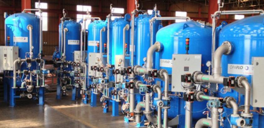 Flexible and proven sand filtration technologies for drinking water and other applications.