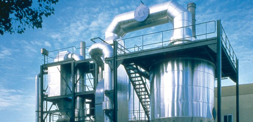 Thermal sludge removal and energy recovery.