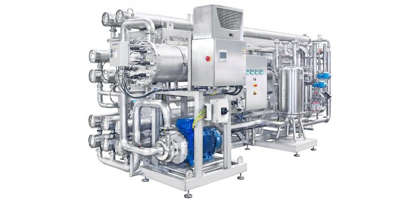 Range of hygienic water treatment solutions for the food and beverage industries.