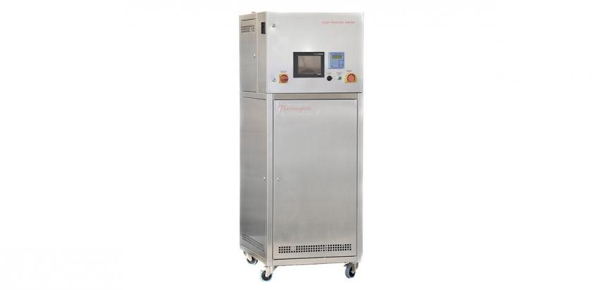 Range of compact, heat-sanitisable reverse osmosis systems to meet lab decontamination guidelines.