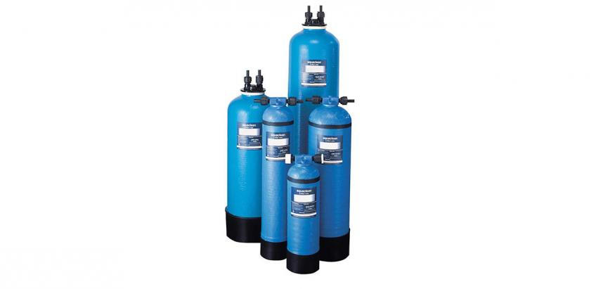 Range of exchangeable and cost-effective service deionisation water cylinders.