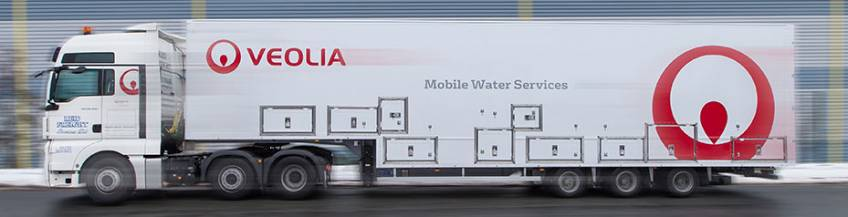 mobile water services