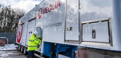 Reliable mobile water treatment for your business
