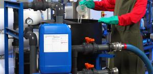 Veolia Water Technologies - Product - Hydrex™ Water Treatment Chemicals
