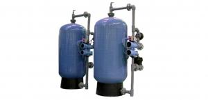 Designed to produce higher flows of softened water for process and general industrial applications.