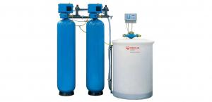 High-quality water softeners for industrial and commercial applications.