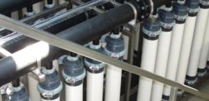 Ultrafiltration membranes for water treatment